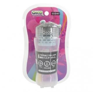 OKO Filtration Water Bottle 550ml Sky