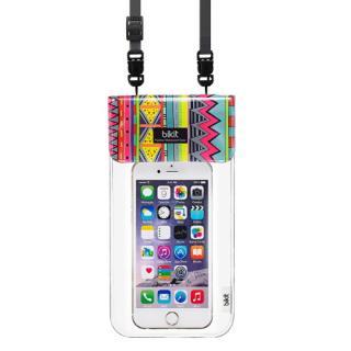 bikit2 5.7インチ対応 スマートフォン用ファッション防水ポーチ インディアン