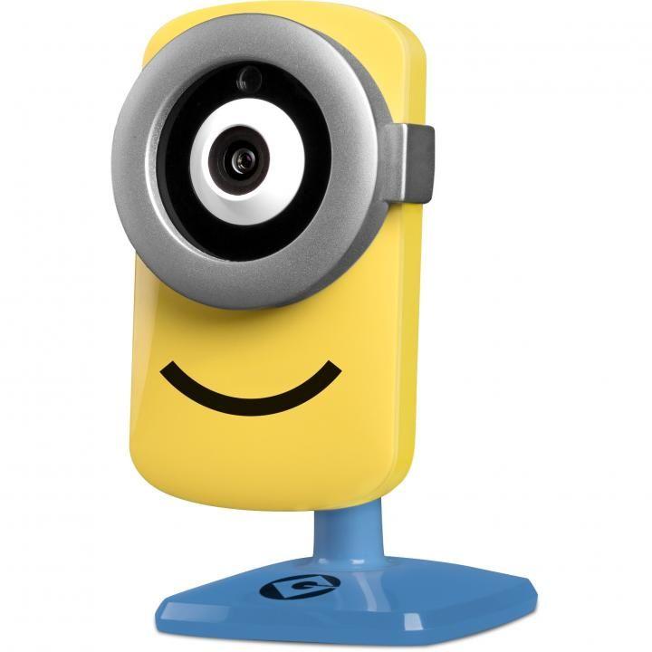 ミニオンズ スチュアートのWi-Fiクラウドカメラ STUART CAM [ Wi-Fi HD Camera ]_0