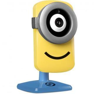 ミニオンズ スチュアートのWi-Fiクラウドカメラ STUART CAM [ Wi-Fi HD Camera ]_1