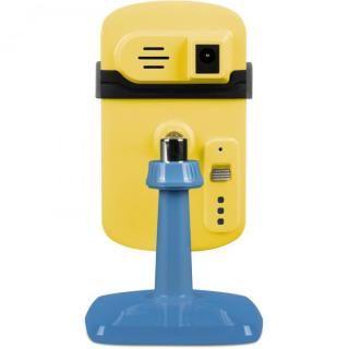 ミニオンズ スチュアートのWi-Fiクラウドカメラ STUART CAM [ Wi-Fi HD Camera ]_5