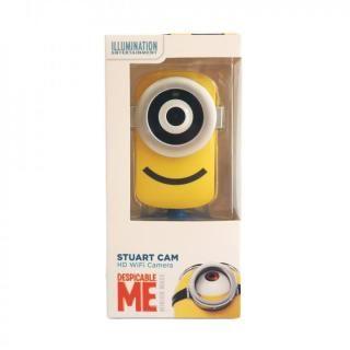 ミニオンズ スチュアートのWi-Fiクラウドカメラ STUART CAM [ Wi-Fi HD Camera ]_6