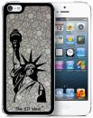 The 3D idea iPhone5 Skin - USA1