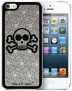 The 3D idea iPhone5 Skin - SKULL
