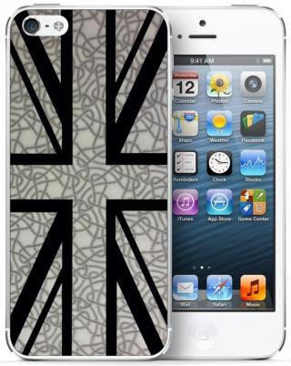 iPhone SE/5s/5 ケース The 3D idea iPhone5 Skin - UK1