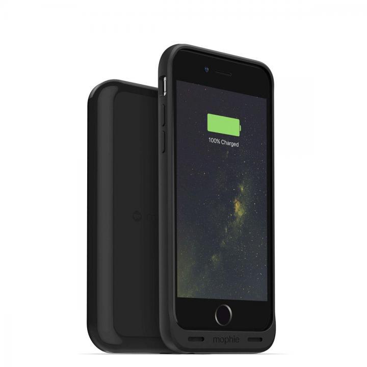 [充電台付き] mophie juice pack バッテリー内蔵ワイヤレス充電ケース iPhone 6s/6 1560mAh