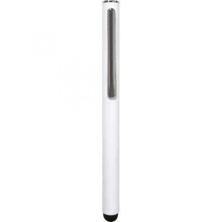 導電シリコン搭載タッチペン ホワイト_0