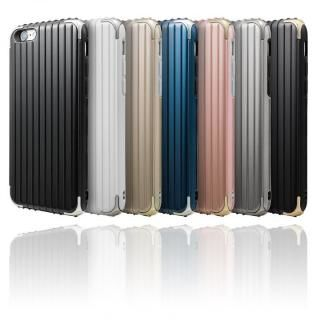 【iPhone6s/6ケース】GRAMAS COLORS Rib ハイブリッドケース グレイ iPhone 6s/6_2