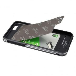 【iPhone6s/6ケース】GRAMAS COLORS Rib ハイブリッドケース グレイ iPhone 6s/6_3