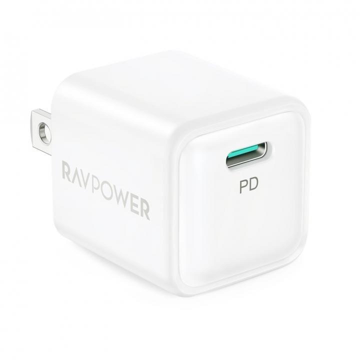 RAVPower RP-PC150 20W急速ミニ充電器_0