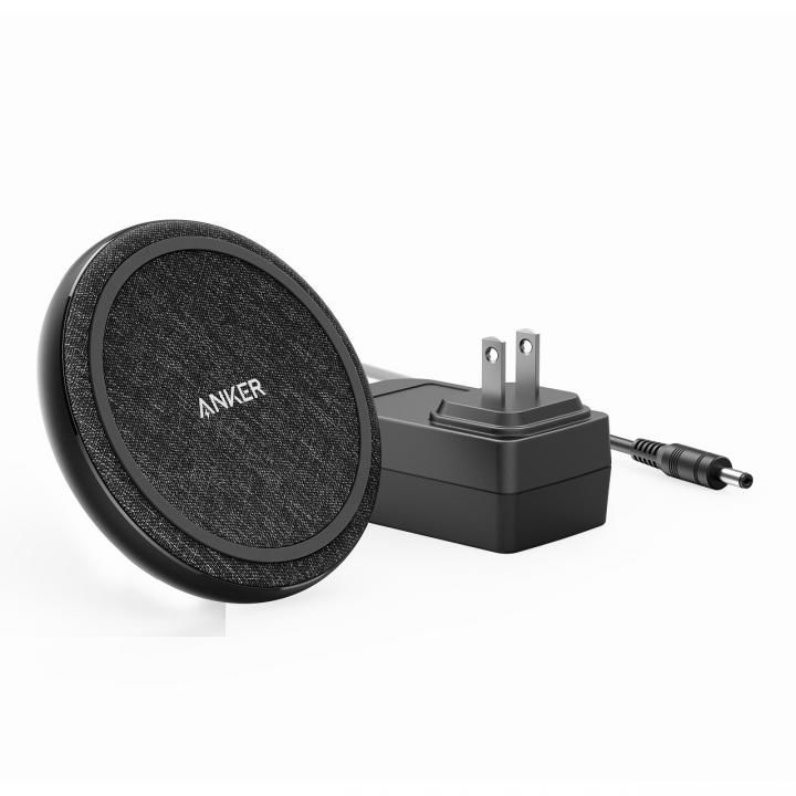 Anker PowerWave II Sense Pad パッド型ワイヤレス充電器 ブラック【10月下旬】_0