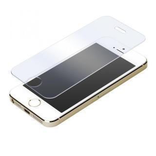 【iPhone SE/その他の/iPodフィルム】[0.33mm]クリアなブルーライト低減92% 強化ガラス iPhone SE/5s/5/5c