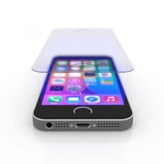 【iPhone SE/5s/5フィルム】[0.33mm]クリアなブルーライト低減92% 強化ガラス iPhone SE/5s/5/5c_2