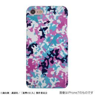 進撃の巨人 ハードケース camo リヴァイver for iPhone SE/5s/5