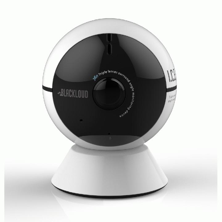 360度見守りウェブカメラ I.C.E 360