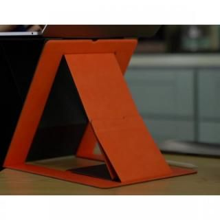 MOFT Z スタンディングデスク ノートPCスタンド Orange