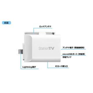 StationTV モバイル テレビチューナー PIX-DT355-PL1_5