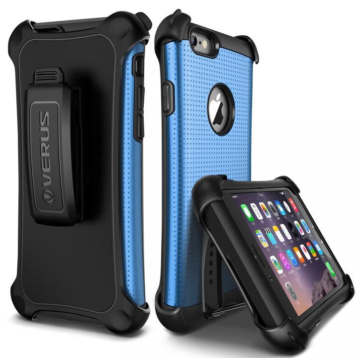 [新iPhone記念特価]プラスチック×TPU 2層構造耐衝撃ケース VERUS HARD DROP ACTIVE ブルー iPhone 6
