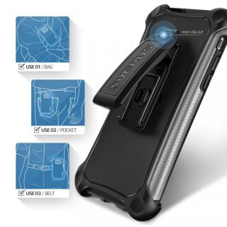 【iPhone6ケース】プラスチック×TPU 2層構造耐衝撃ケース VERUS HARD DROP ACTIVE ライトシルバー iPhone 6_3