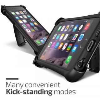 【iPhone6ケース】プラスチック×TPU 2層構造耐衝撃ケース VERUS HARD DROP ACTIVE ライトシルバー iPhone 6_5