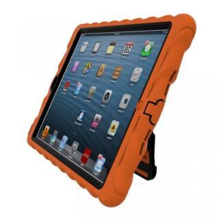 Gumdrop 【iPad Air対応耐衝撃スタンド付きケース】 オレンジ/ブラック