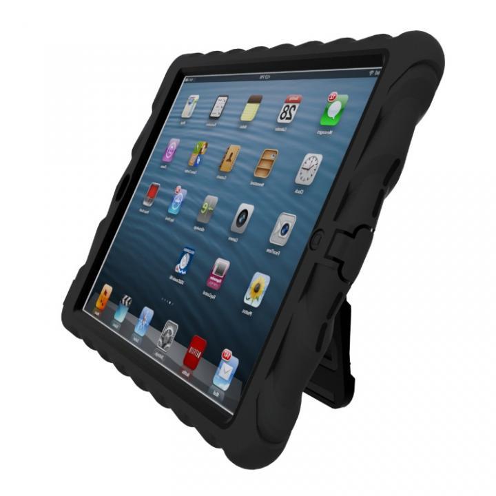 Gumdrop 【iPad Air対応耐衝撃スタンド付きケース】 ブラック_0