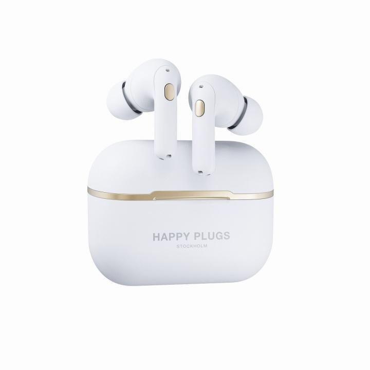 happy plugs AIR 1 ZEN 完全ワイヤレスイヤホン ホワイト_0
