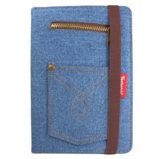 Denim Case (Bleach)  iPad mini/2/3対応