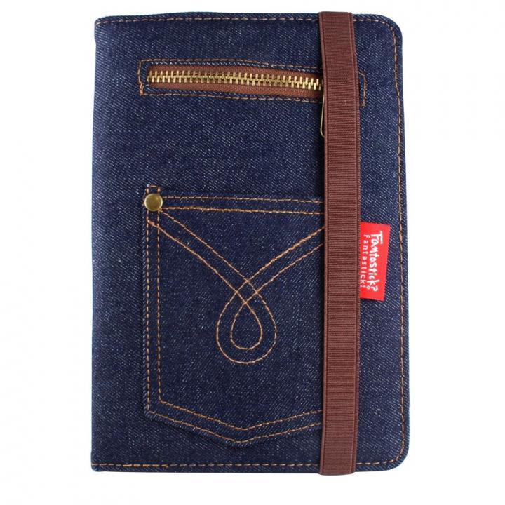 Denim Case (Indigo)  iPad mini/2/3対応_0