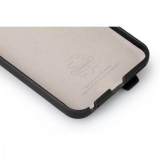 【iPhone6 Plusケース】持ちやすくなるハンドル搭載 本革ケース FINGER SLIP ジェットブラック iPhone 6 Plus_4
