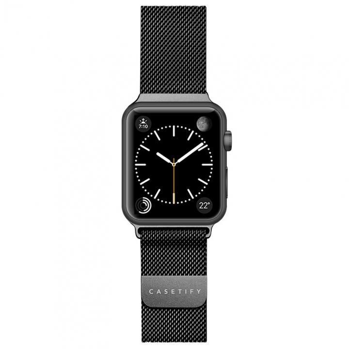 Casetify Stainless Mesh Apple Watchバンド SB_0