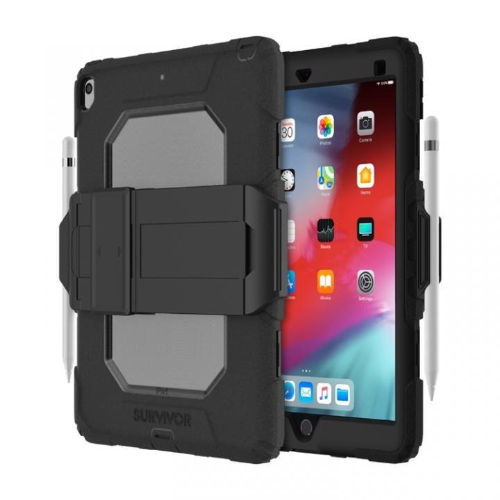 グリフィン サバイバー オールテレイン キックスタンド付 iPad Air(2019)_0