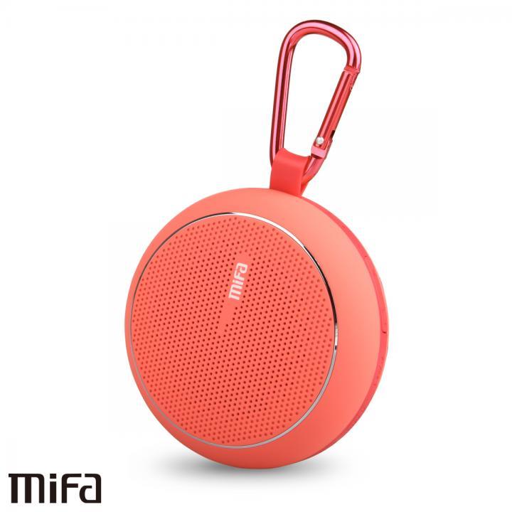 防滴・高音質Bluetoothスピーカー MIFA F1 MUBIT2 レッド_0