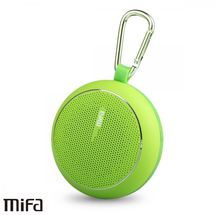 防滴・高音質Bluetoothスピーカー MIFA F1 MUBIT2 グリーン_0