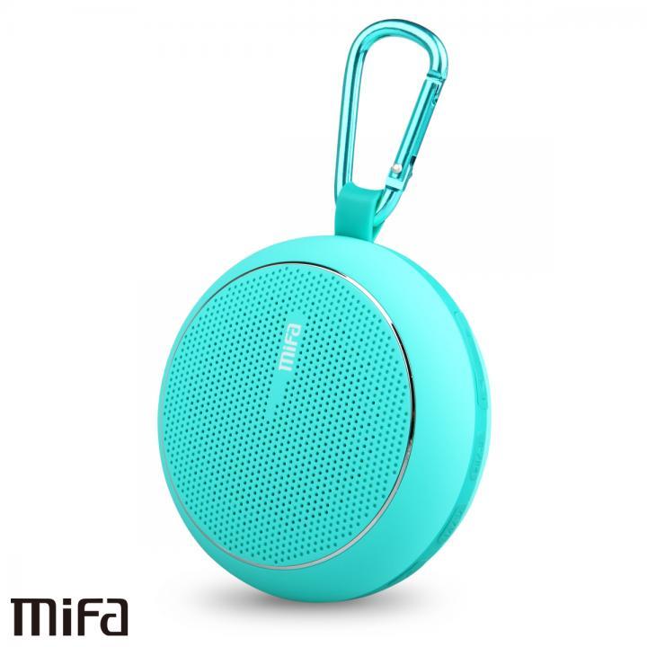 防滴・高音質Bluetoothスピーカー MIFA F1 MUBIT2 ブルー_0