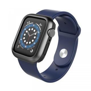 Apple Watch 44mm用 デュアルレイヤーケース AMY ガンメタル