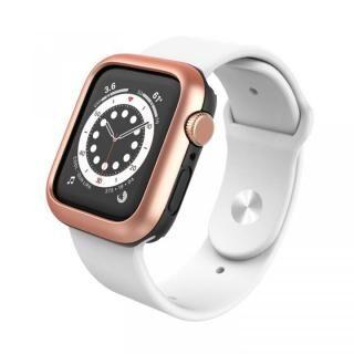 Apple Watch 40mm用 デュアルレイヤーケース AMY ローズゴールド