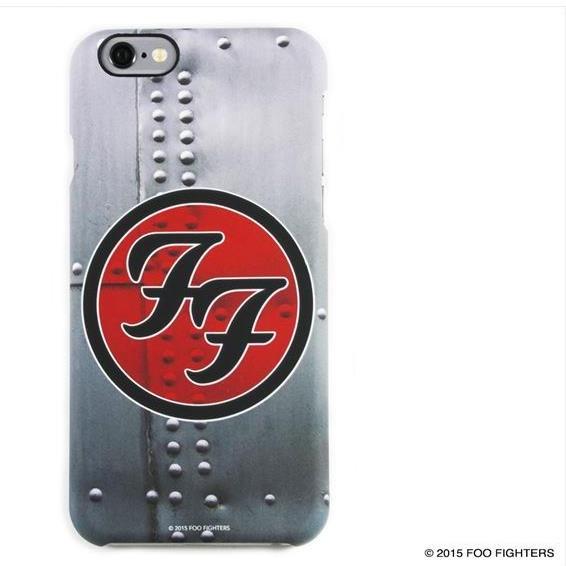 【iPhone6ケース】Rock Spirit FOO FIGHTERS ハードケース グレイテスト・ヒッツ iPhone 6_0