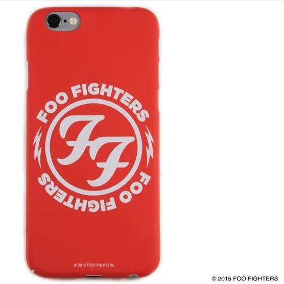Rock Spirit FOO FIGHTERS ハードケース バンドロゴ iPhone 6