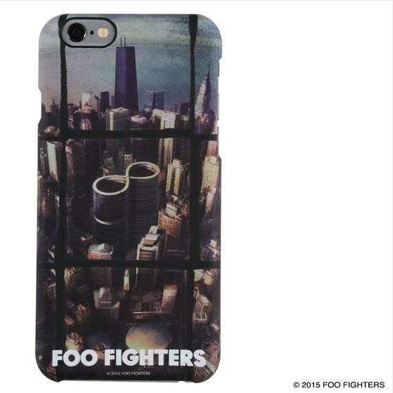 iPhone6 ケース Rock Spirit FOO FIGHTERS ハードケース ソニック・ハイウェイズ iPhone 6_0