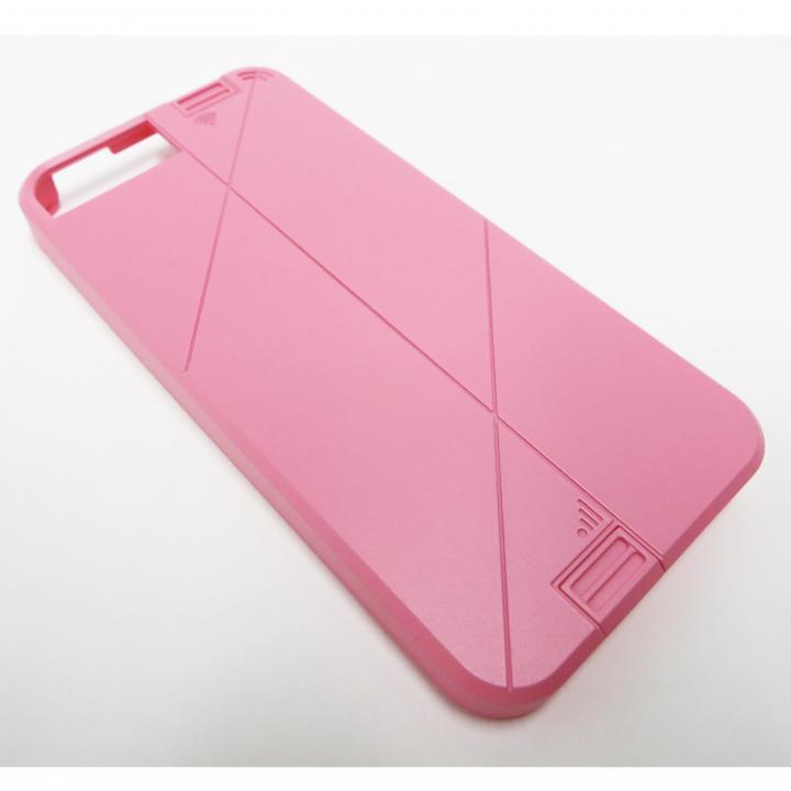 iPhone SE/5s/5 ケース WiFi高速化 LINKASE PRO スペシャルカラーバージョン ピンク iPhone SE/5s/5ケース_0