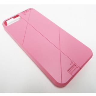 WiFi高速化 LINKASE PRO スペシャルカラーバージョン ピンク iPhone SE/5s/5ケース