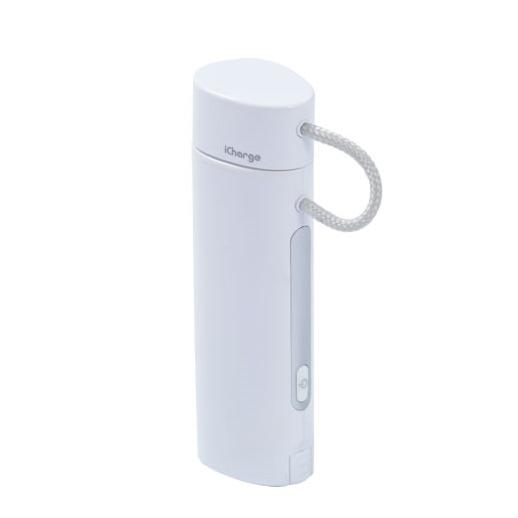 [2600mAh]IC-Candy iPhone5s/5c/5  バッテリー ホワイト