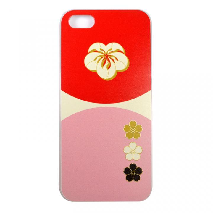 WAMONケース 桜 iPhone 5ケース