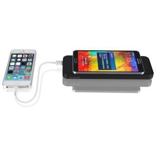 ワイヤレス充電できるQi(チー)対応 Bluetooth スピーカー LUXA2 Groovy W_3