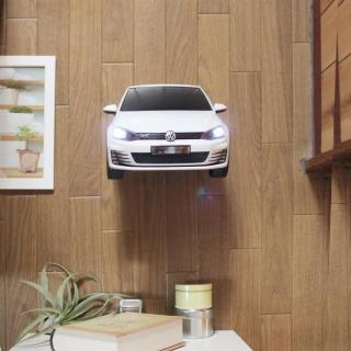 VWゴルフ GTI A7 3Dデコライト ホワイト