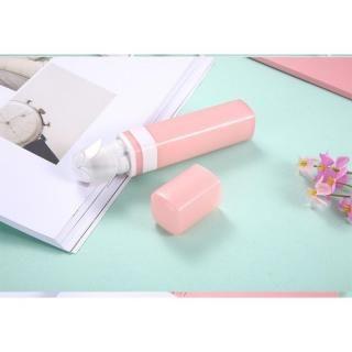 [2600mAh]モバイルバッテリー付き扇風機 MiniFan ピンク_4