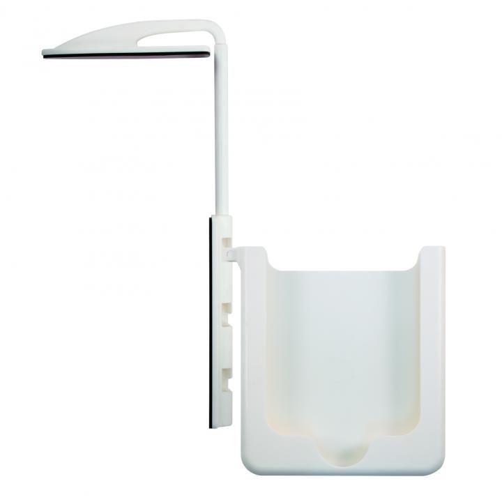 モニター取り付け型ホルダー iPhone 6s/6 ホワイト