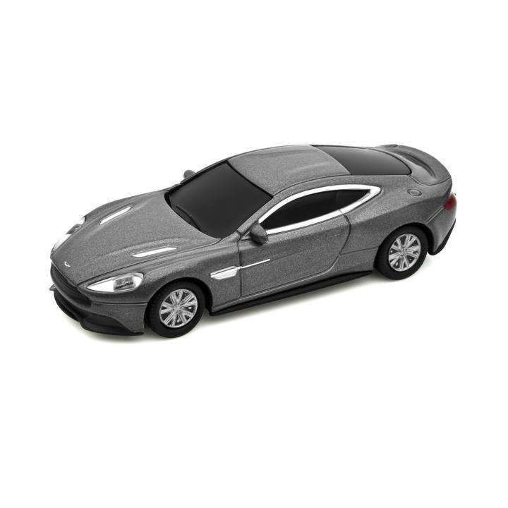 Aston Marten Vanquish USBメモリー ブラック_0