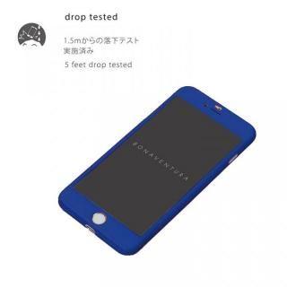 【iPhone7ケース】NanoSkin ナノスキン フルカバーケース ブルー iPhone 7_4